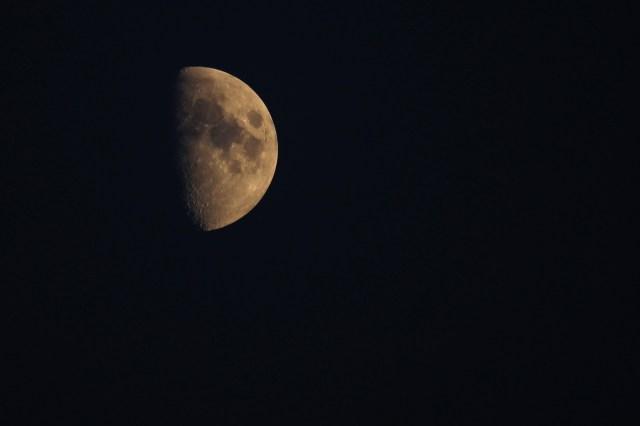 The half-moon