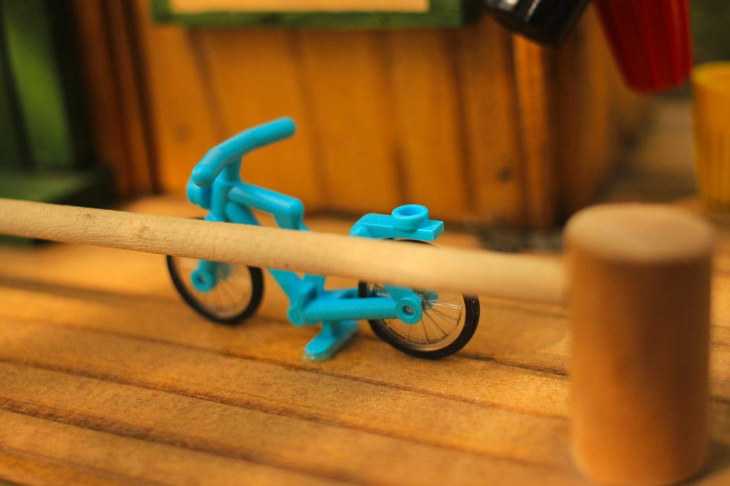 Pixie Village - Bike