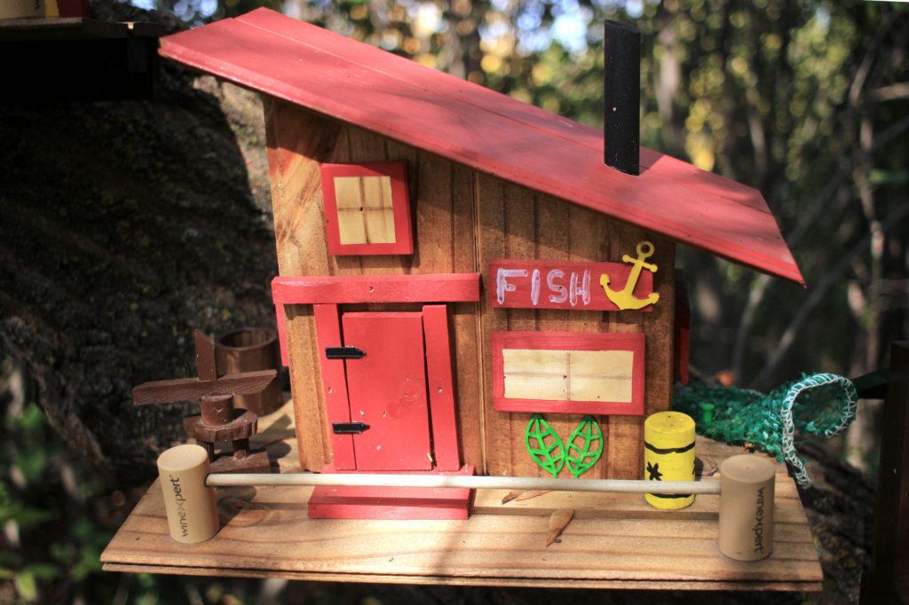 Pixie Village - Fish Shop