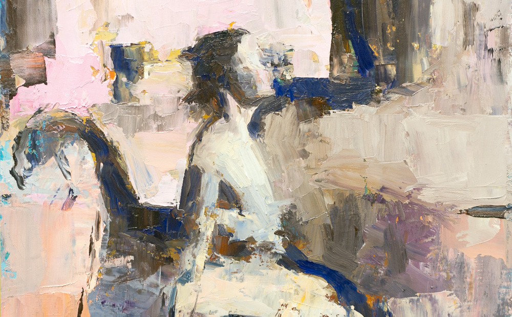 Patrick Lee Fine Art Paintings