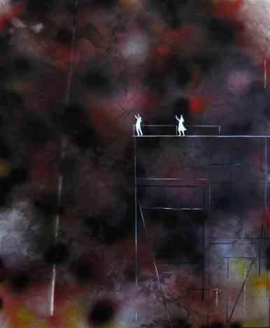 2012_volumnia_160x130_cm_2_Oil_and_varnish_on_canvas_Patrick_Lemke