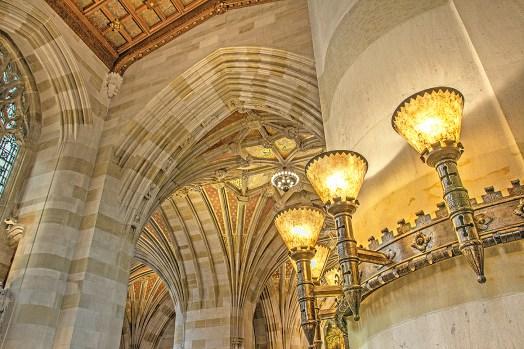 Yale Library Nave, Yale University. ©Patrick J. Lynch, 2017. All rights reserved.