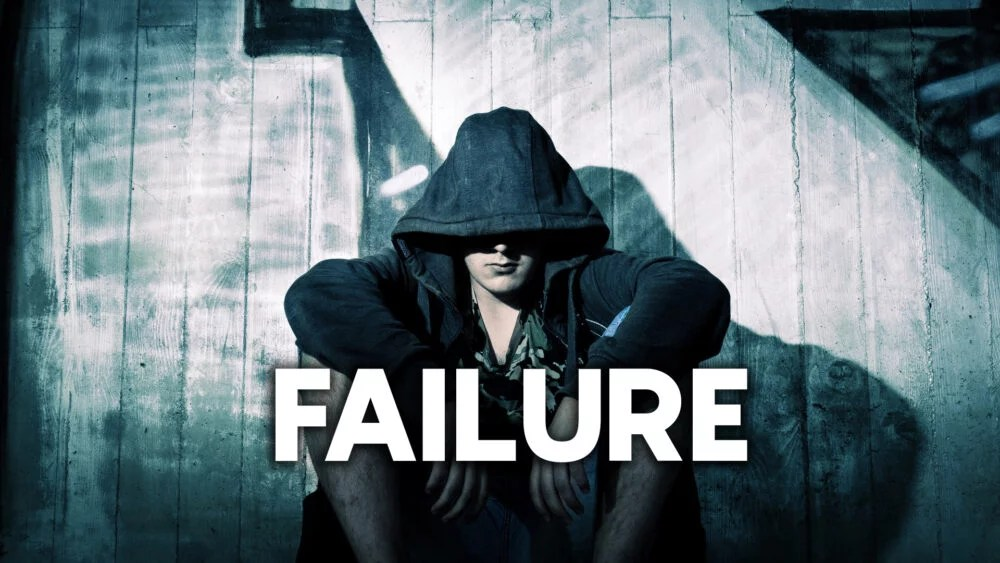 Responding To Failure- What's Next For Me When I Fail?