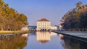 munich, castle, places of interest