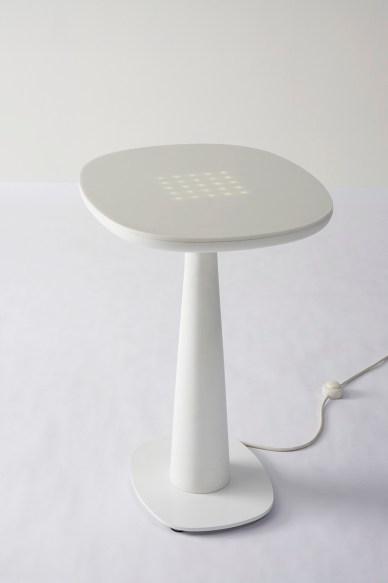 Light Table - Patrick Naggar