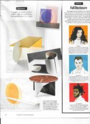 T Magazine, NY Times, Sunday, September 26, 2015 PARICK NAGGAR
