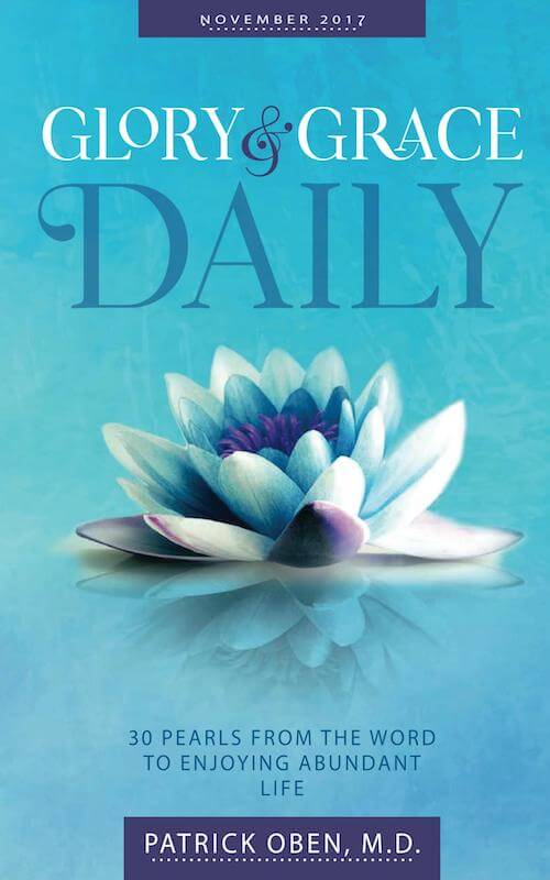Glory & Grace Daily for November 2017