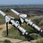 Spiritual warfare showing missiles