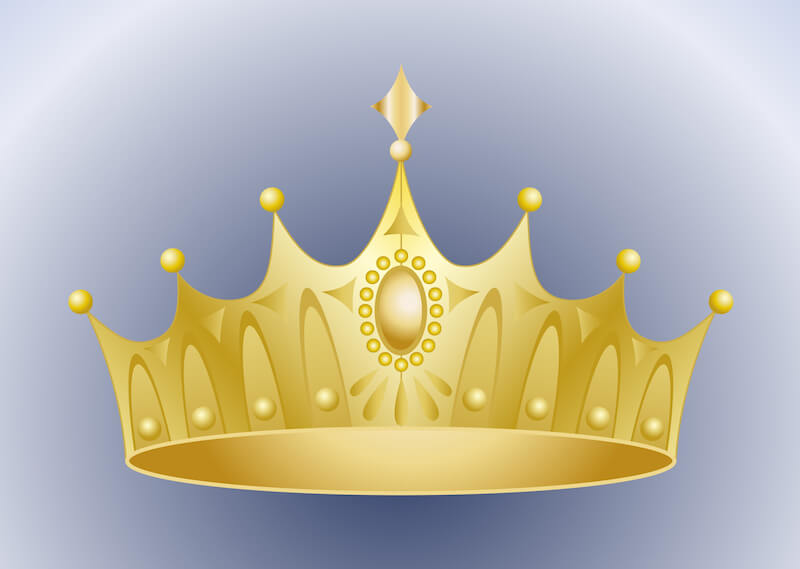 made us kings showing a crown