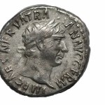 Render to Caesar the things that are Caesar's showing a copper coin