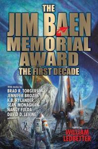 Baen Anthology cover image