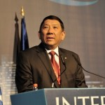 INTERPOL PRESIDENT: Transnational Criminals Working For 'Common . . .  Boss' In Asia Gathered Billions; Suspects Caught At Airport In 'Nick Of Time'; Cybercrime Costs In Europe Now Approaching $1 TRILLION A Year; U.S. Banks Lost $12 Billion To Cyber Criminals In 2011