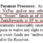 URGENT >> BULLETIN >> MOVING: Threshold Dollar Number For Zeek Rewards' Net Winners To Avoid Receivership Litigation Now Public; At Least 136 Settlement Agreements Ironed Out, Receiver Says