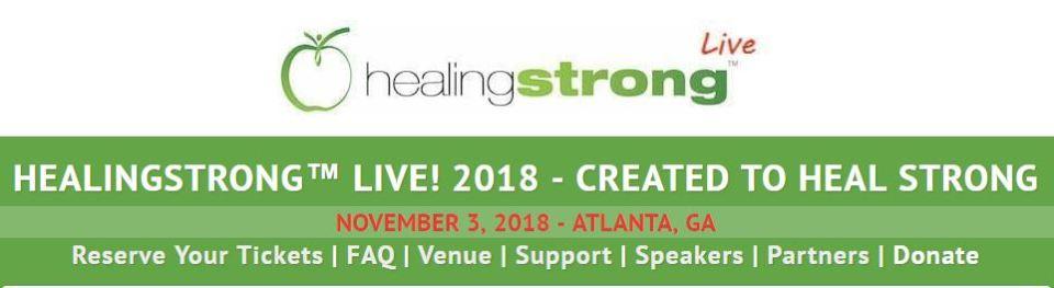 healing strong event atlanta