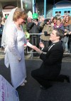 MArriage Proposal for the 400 Brides event on May 7th.