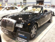 Haven't seen a Rolls like this before