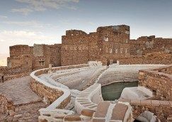 Thula's ancient water catchment