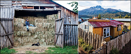 Ranches along the Carretera Austral Photograph by Michael Hanson