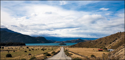 The Carretera Austral, Patagonia's north-south artery Photograph by Michael Hanson