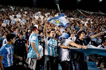 Boca Culture in Buenos Aires.