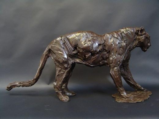 Panther 96x40cm 1/8 ©2005