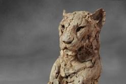 Leopard Female 60x51cm 1/8 ©2016