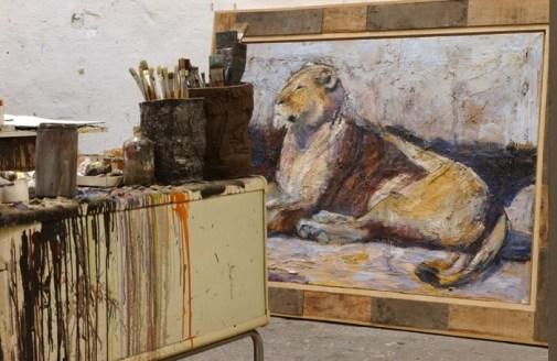 Studio ©2001 photo by V.Gremillet