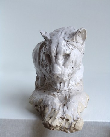 Panther Bust 38x28x38cm 1/1 ©2018