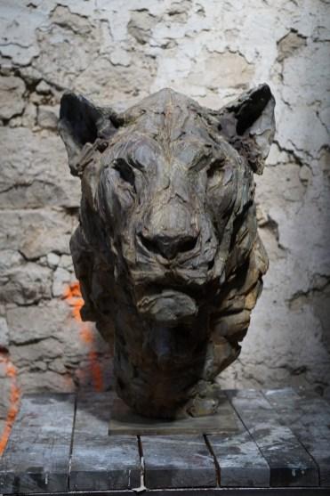 Lioness 55x35x45cm 1/8 ©2019