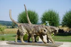 Leopards 44x55cm 1/8 ©2016