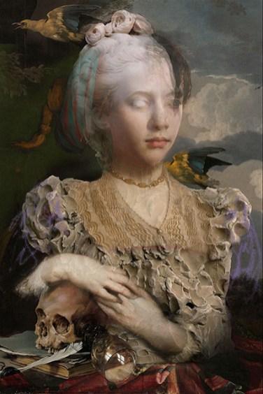 Memento Mori | 120x80cm diasec 1/8 — ©Villas 2020