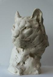 Puma Head 33x20x23cm 1/1 ©2020