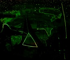 Chapada, 2015 (Permacultura e Terra Preta para o futuro) 70 x 60 cm Mixedmedia, Canvas patrikmuchenberger.com