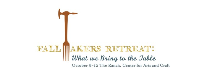 Fall Makers Retreat at the Ranch Center for Arts and Craft