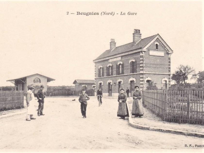 Beugnies – Chemin faisant en Avesnois