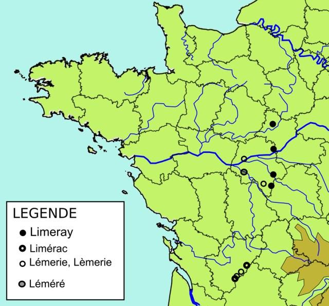 Gros plan sur l'implantation des légions romaines en 51-50 av. J. C.