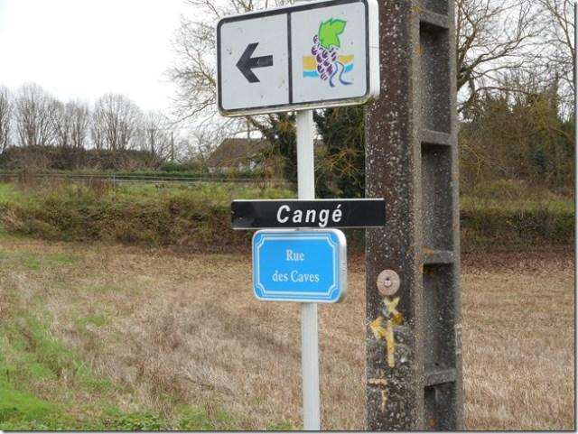 Cangé à Saint-Martin-le-Beau (Indre-et-Loire)