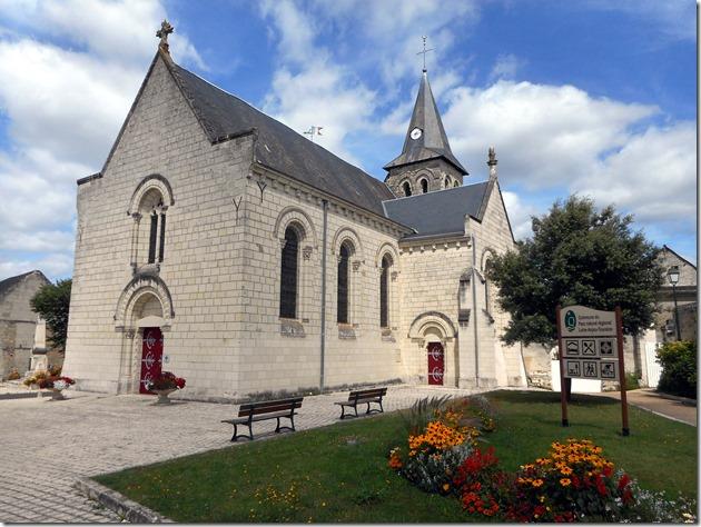 Eglise Saint-Cyr de Saint-Cyr-en-Bourg