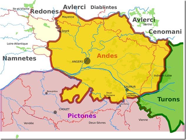 Le peuple gaulois des Andes