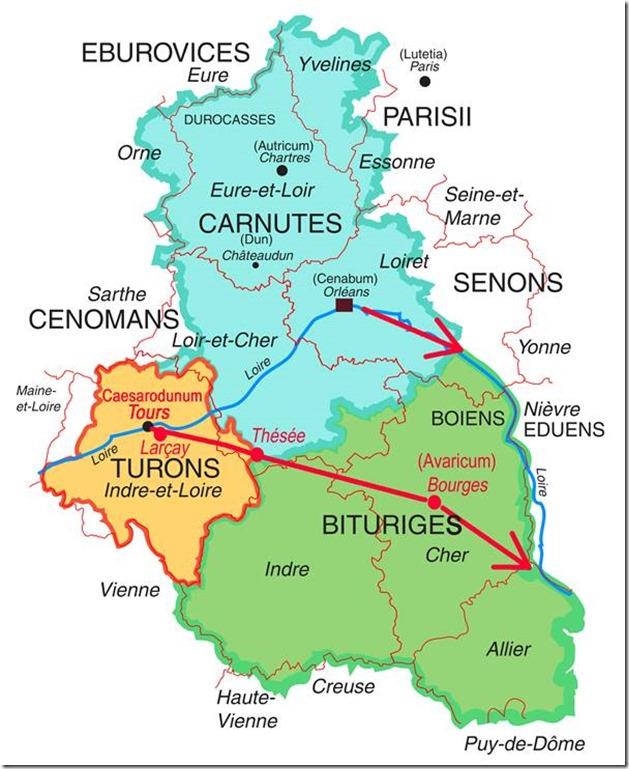 Réorganisation commerciale pour l'Empire romain naissant