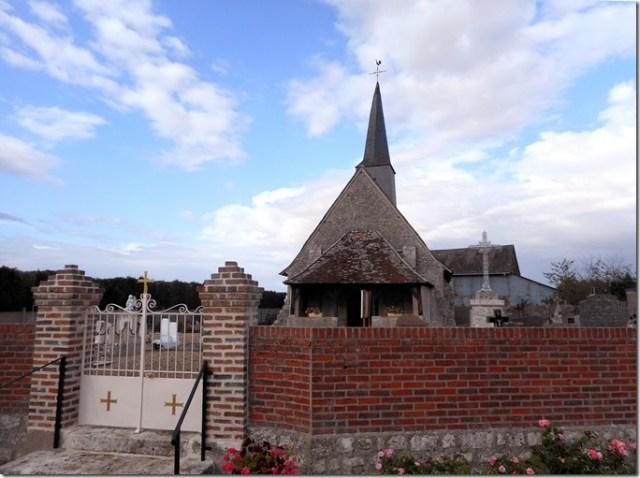 L'église de Saint-Etienne-des-Guérets, Loir-et-Cher (41)