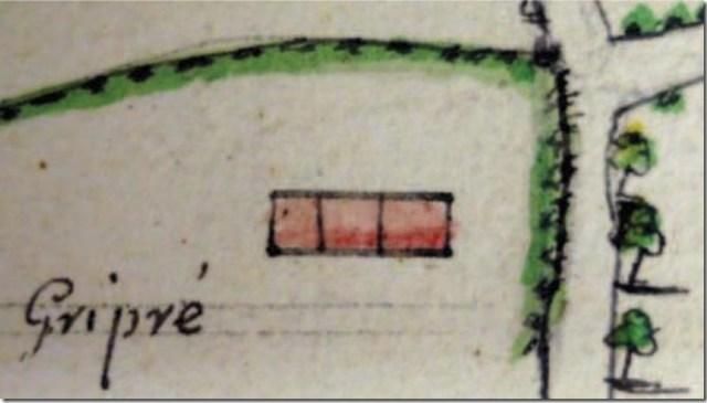 Gripré, commune de Moléans (28)