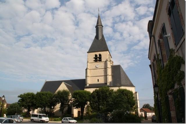 L'église Saint-Etienne de Pierrefitte-sur-Sauldre (Loir-et-Cher ; 41)