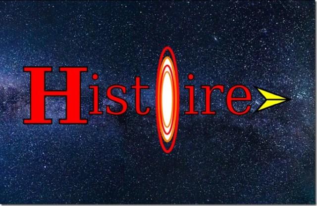 Histoire suivez la flèche