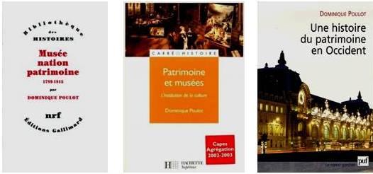 DIRECTEURS SCIENTIFIQUES | Frontières du patrimoine ...