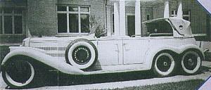 Hispano-Suiza H6A de 1923