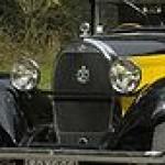 Hotchkiss AM 80S, coach Riviera, 1932