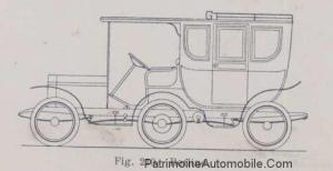Image-extraite-de-louvrage-Le-livre-de-la-voiture-datant-de-1910-300x154 Extravagances de 1903 De Dietrich 6 roues