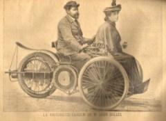 voiturette-tandem-leon-bollee-300x218 Licence Bollée Historique 3 Lorraine Dietrich