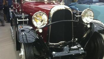 voisin c23 de 1930 grand palais